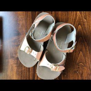 Sun-San Girls Rosegold Sandal